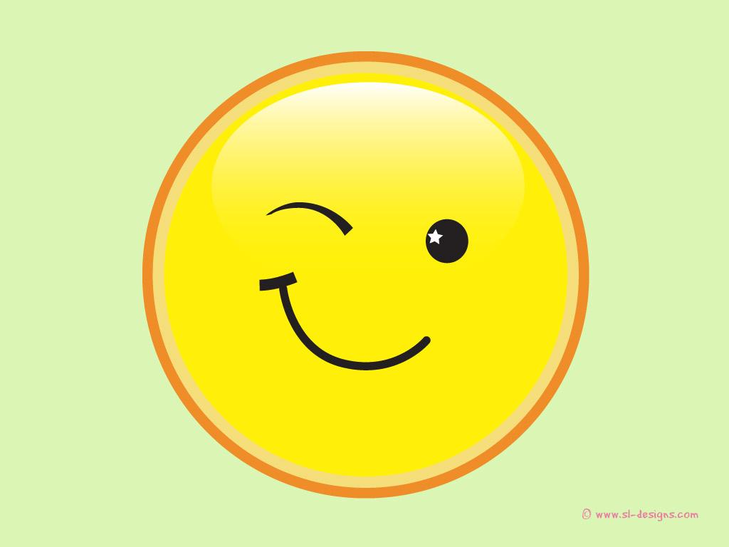 10 beautiful smiley wallpapers smiley symbol Blinking Eyes Animation Winking Eye Clip Art
