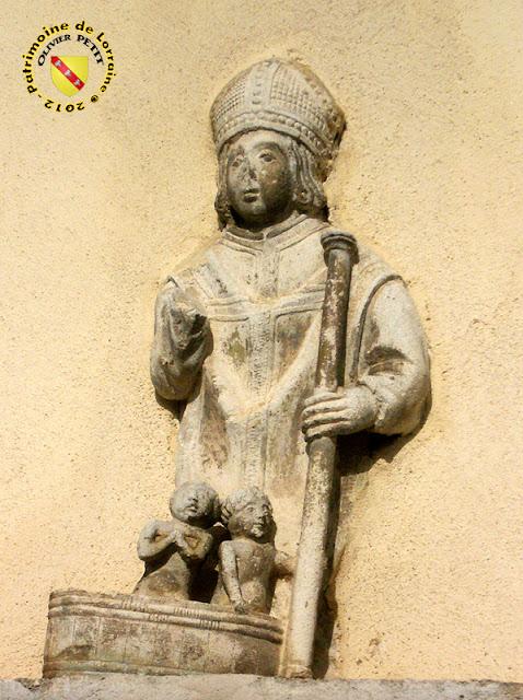 Saint-Nicolas (XVIe siècle) - Maison de Ludres (54)