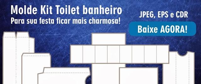 Molde Kit Banheiro Casamento Como Fazer : Moldes do kit toilet completo para banheiro bruno di souza