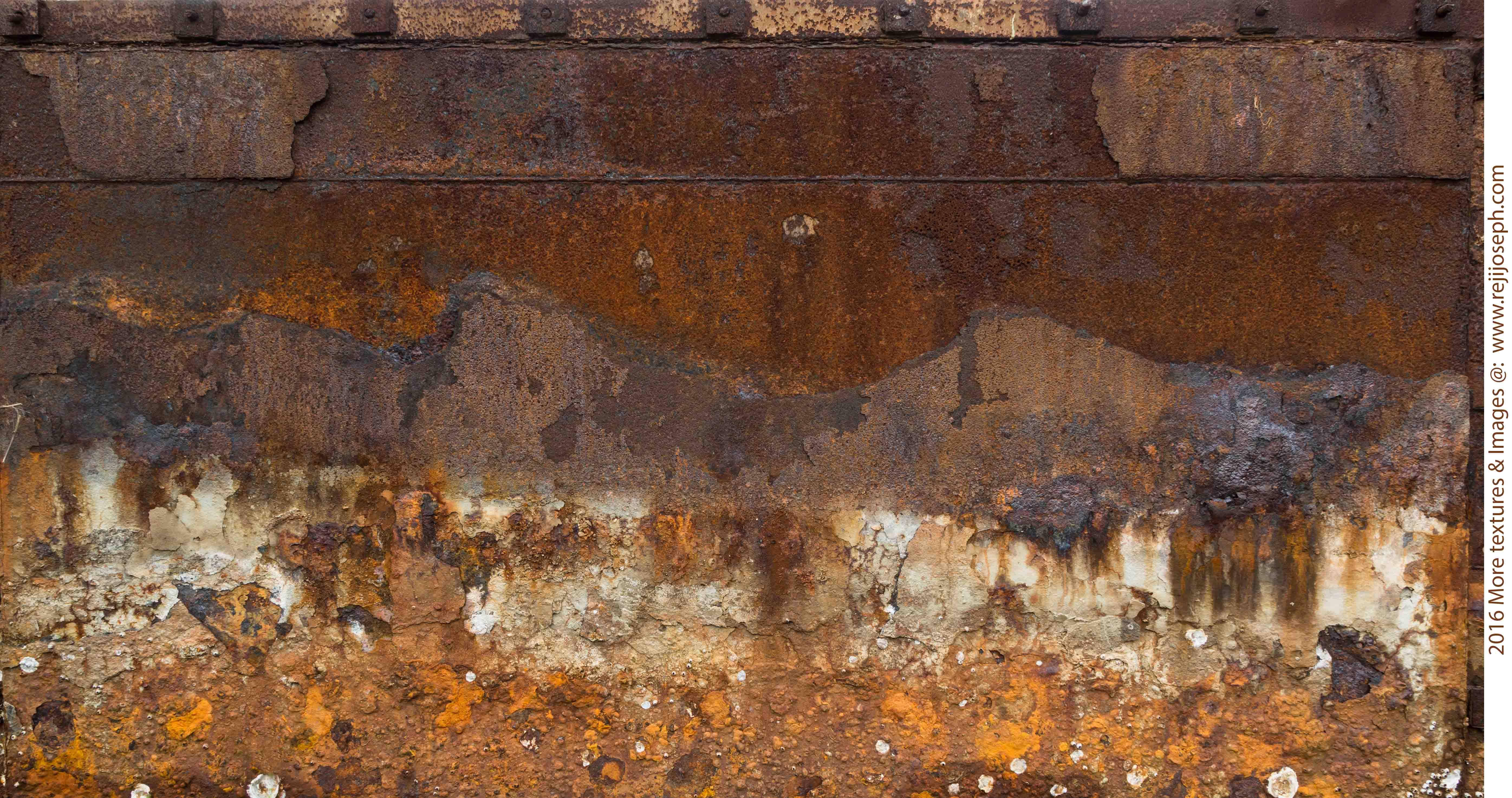 Rusty metal texture 00017