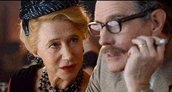 Helen Mirren- Bryan Cranston- Dalton Trumbo 2015
