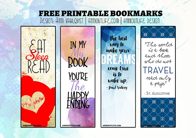 http://www.annioutlife.com/free/free-printable-bookmarks-annioutlife2.pdf