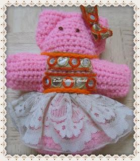 crochet free teddy bear pattern, amigurumi