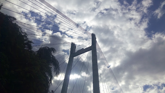 Vidyasagar Setu,also known as the Second Hooghly Bridge~Photography
