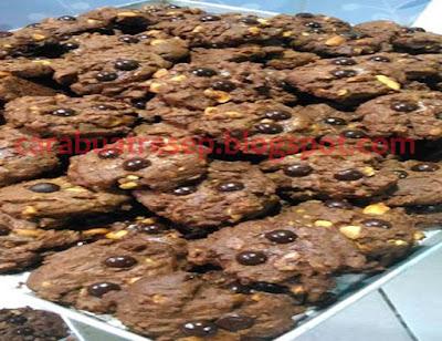 Foto Resep Coklat Chips Cookies Sederhana Spesial Asli Enak