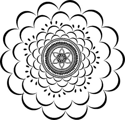 Mandalas, Free Clipart