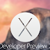 Download OS X Yosemite 10.10 DP 7 (14A343f) & OS X Server 4.0 DP 5 (14S274j) .DMG Files via Direct Links