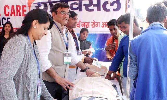 Universal hospital raised lifespan to teach life saving training