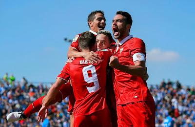 Crónica Leganés 2 - Sevilla FC 3