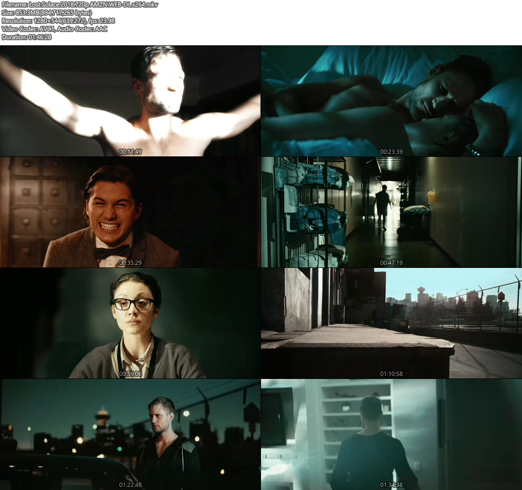 Lost Solace 2018 720p AMZN WEB-DL.x264 | 480p 300MB | 100MB HEVC Screenshot