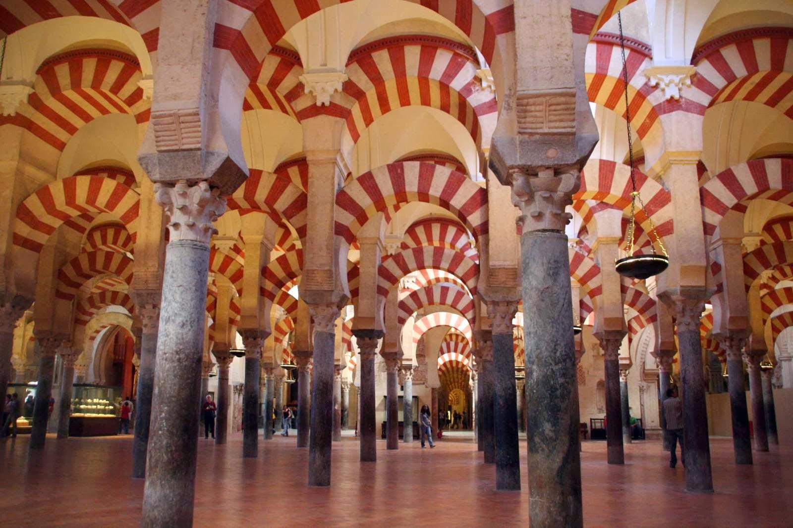 Que Es Una Mezquita Pinterest: Antrópicos: La Mezquita De Córdoba, Más Que Una Catedral