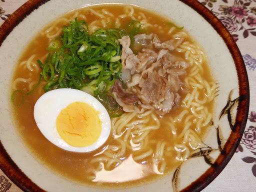 【サンヨー食品】サッポロ一番 ご当地麺屋さん 京都 背脂醤油ラーメン