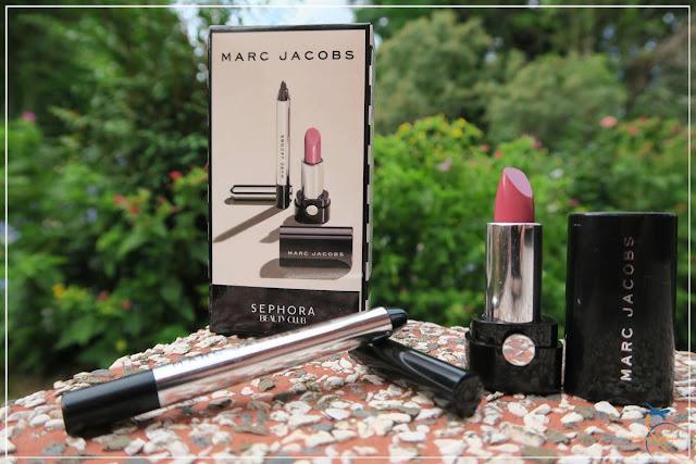 Brindes de aniversário Sephora Beauty Club - Marc Jacobs