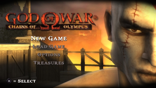 Download God of War Chains of Olympus PC Games