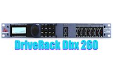 Spesifikasi DriveRack Dbx 260