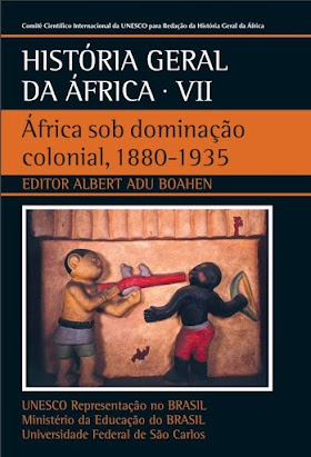 África sob Dominação Colonial, 1880-1935