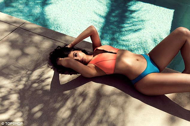 Topshop Bikinis Summer 2016