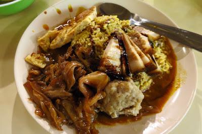 Hong Seng Curry Rice, Redhill Food Centre