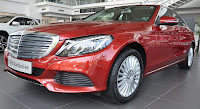 Mercedes C250 Exclusive 2015 màu Đỏ Hyacinth 996