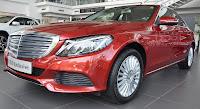 Mercedes C250 Exclusive 2018 màu Đỏ Hyacinth 996