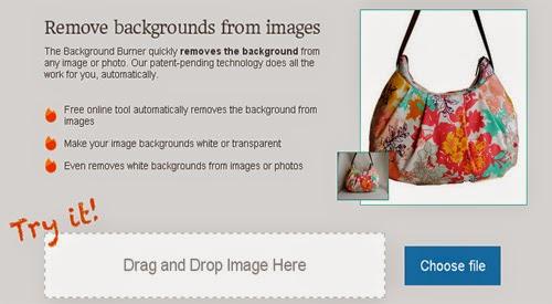 Cara mudah hapus dan ganti Background Foto secara Online