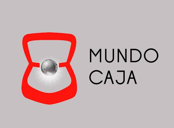 Logotipo Mundo Caja