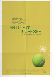 Battle of the Sexes - Poster & Trailer