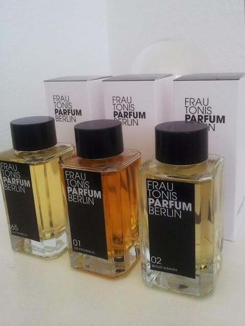 Frau Tonis Parfum Berlin