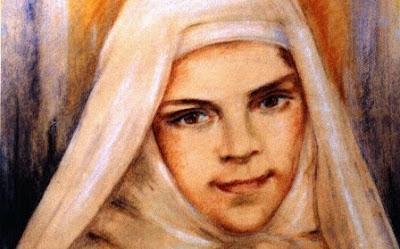 Resultado de imagen para Santa María de Jesús crucificado
