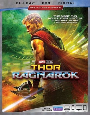 Thor Ragnarok 2017 English 720p BRRip 1.2GB ESubs