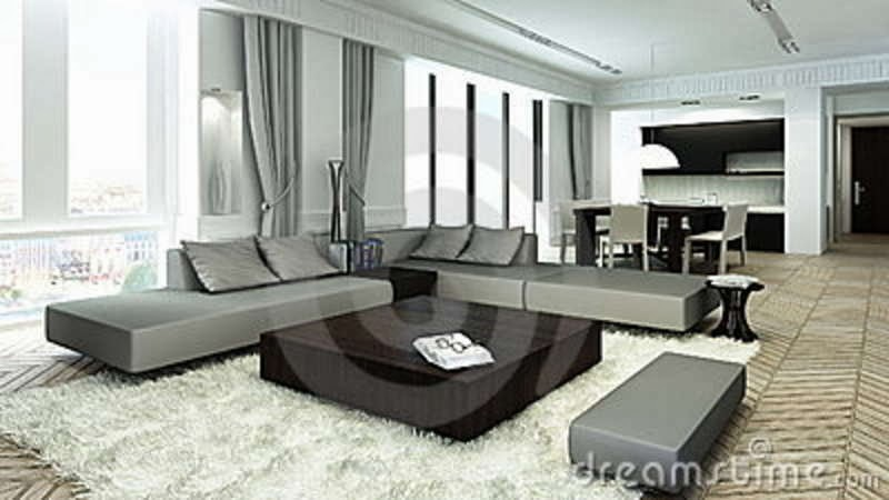 Comfortable Sofas - Modern Sofas To Decorate Salons 1