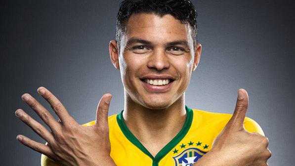 9d11aecf78 Ex craque do PSG acredita em boa perfomance de Thiago Silva na Copa do  Mundo 2018 - FLUNOMENO