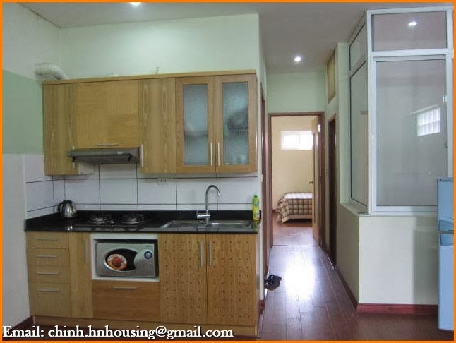Apartment for rent in Hanoi  Cheap 2 bedroom apartment