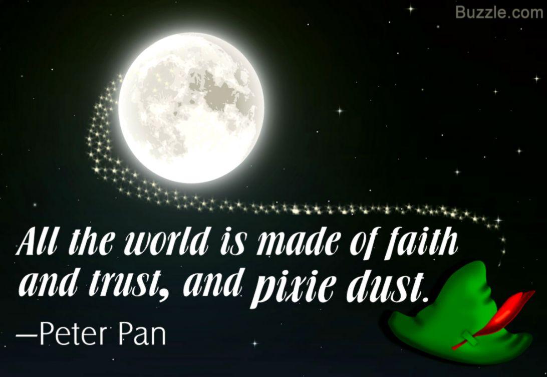 Peter Pan Quotes Wallpapers Arena