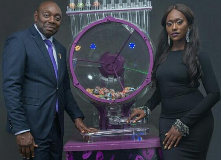 give n take lottery segun arinze