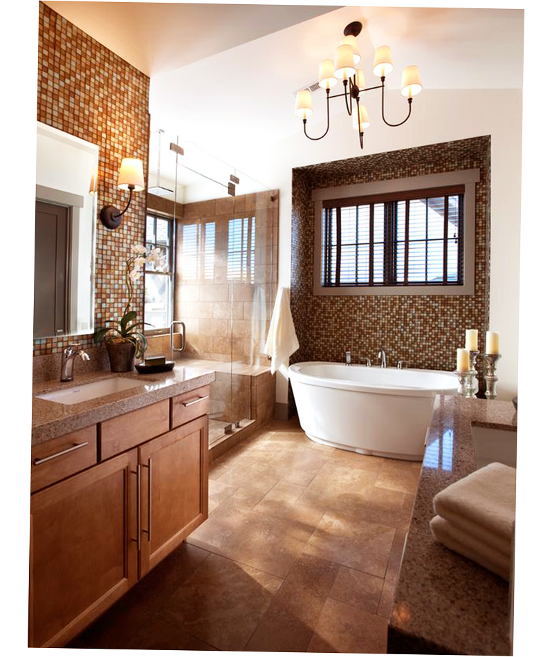 Beautiful Master Bathrooms Latest Designs - Ellecrafts