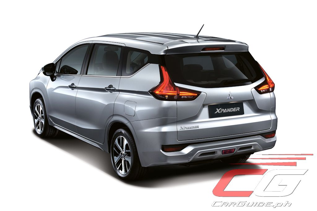 Mitsubishi philippines launched much awaited xpander mpv for Exterior xpander ultimate