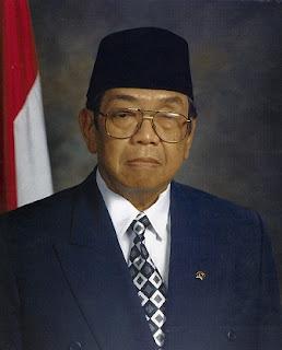 Daftar Nama Presiden dan Wakil Presiden Indonesia