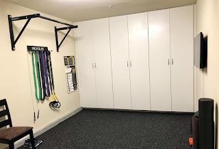 Greatmats garage gym flooring rubber