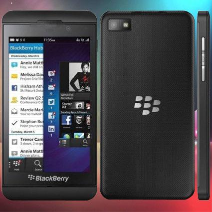 Kelebihan serta Kekurangan Blackberry Z10