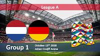 مباراة هولندا والمانيا بث مباشر اليوم 13-10-2018 دوري الامم الاوروبية يلا شوت لايف
