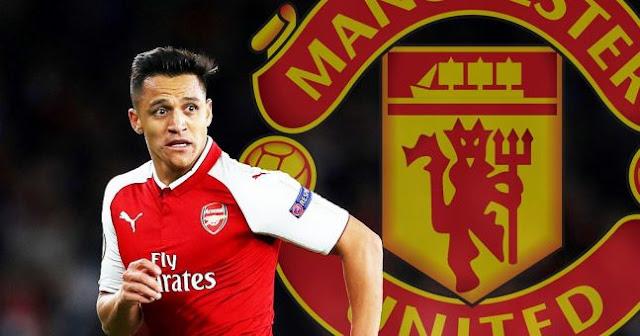 Resmi ! Manchester United Kini Resmi Merekrut Alexis Sanchez