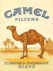 Camel Filter Cigarettes Box