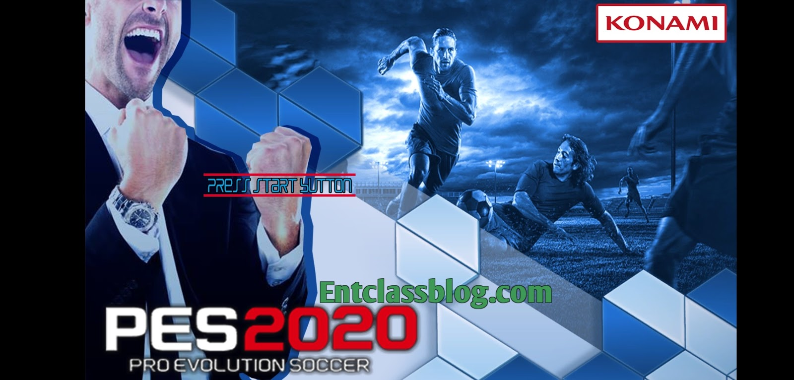 Download PES 2020 Iso File PPSSPP For Android - Viewmytech | Best