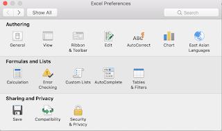Mac Office (excel, word, powerpoint) otomatik kaydetme - autosave