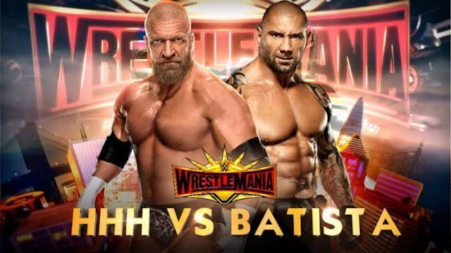Will Triple H's career gets over at wrestlemania 35??