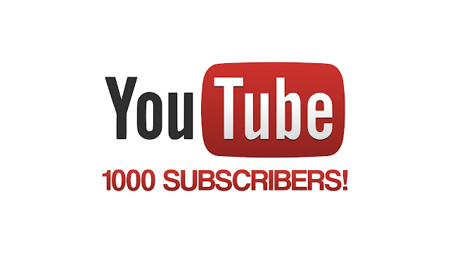 How to have 1000 subscribers on youtube chanel As fast as possible