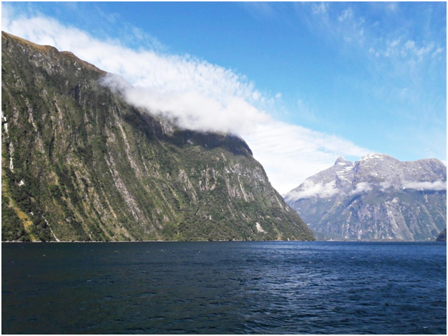 New Zealand is a picture postcard