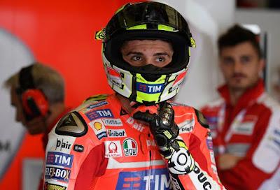 Iannone: Rossi Adalah Inspirasi, Tapi Juga Musuh