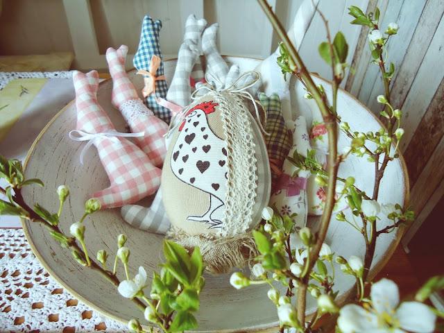 wielkanoc, dekoracje DIY